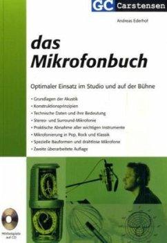 Das Mikrofonbuch, m. CD-ROM