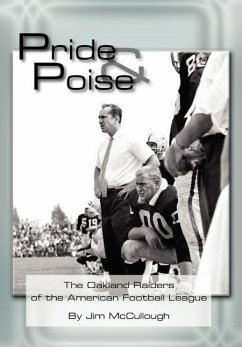 Pride and Poise: The Oakland Raiders of the American Football League