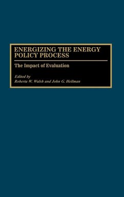 Energizing the Energy Policy Process