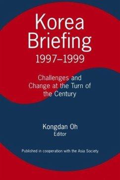 Korea Briefing - Oh, Kongdan; Hassig, Ralph C.