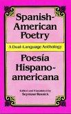 Spanish-American Poetry (Dual-Language): Poesia Hispano-Americana