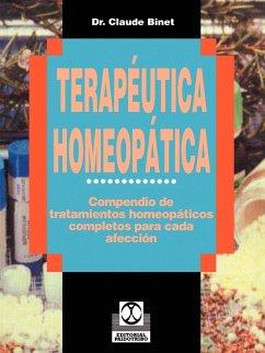 Terapeutica Homeopatica