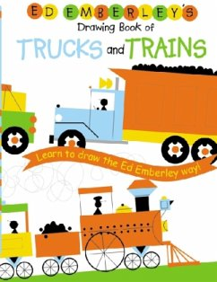 Ed Emberley´s Drawing Book of Trucks and Trains