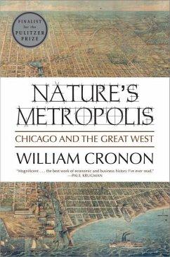Nature's Metropolis - Cronon, William