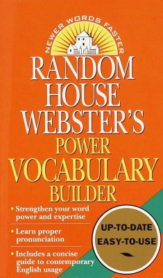 The Random House Power Vocabulary Builder