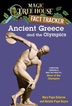 Ancient Greece and the Olympics - Osborne, Mary Pope; Boyce, Natalie Pope