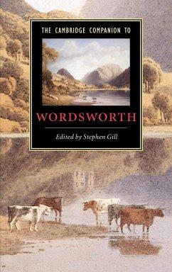 The Cambridge Companion to Wordsworth - Gill, Stephen (ed.)