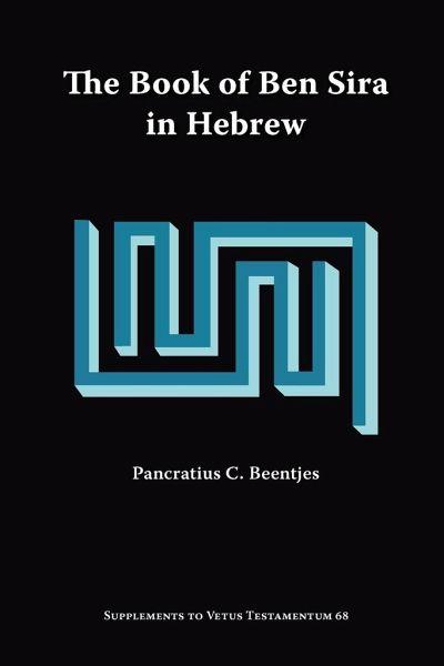 The Book of Ben Sira in Hebrew