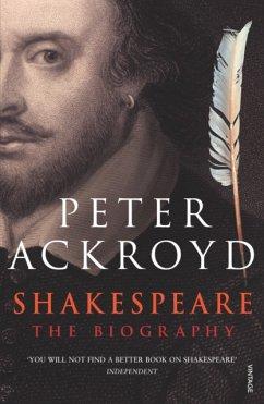 Shakespeare - Ackroyd, Peter