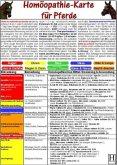 Homöopathie für Pferde DIN A5