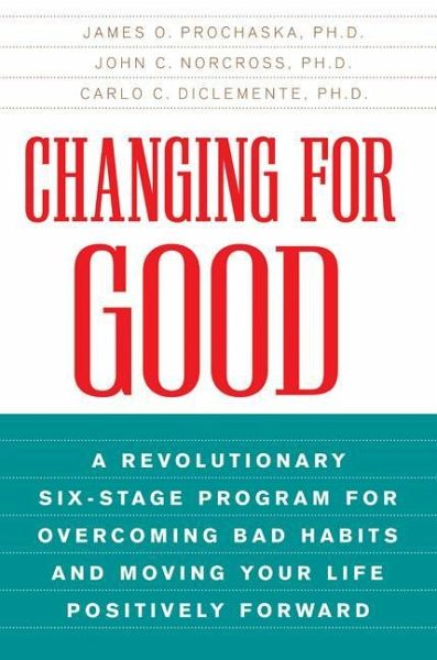 Changing for Good - Prochaska, James O.