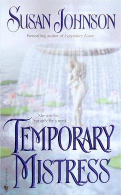 Temporary Mistress - Johnson, Susan