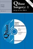 Qbase Surgery: Volume 1, McQs for the Mrcs [With CD-ROM]