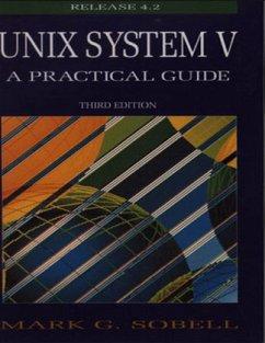 UNIX System V - Sobell, Mark G.