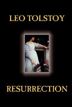 Resurrection by Leo Tolstoy, Fiction, Classics, Literary