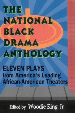The National Black Drama Anthology: Eleven Plays from America's Leading African-American Theaters - Various Authors