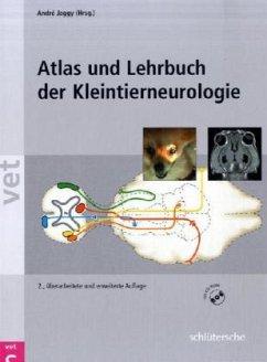 Atlas und Lehrbuch der Kleintierneurologie - Jaggy, André (Hrsg.)