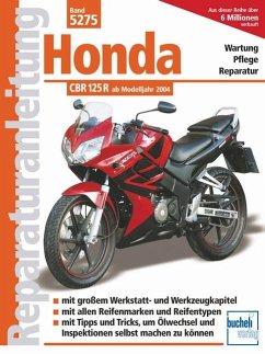 Honda CBR 125 R - Schermer, Franz Josef;Schermer, Franz J.