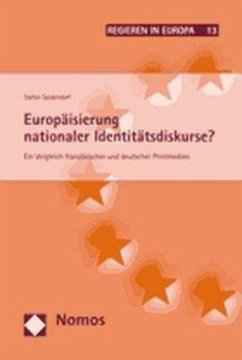 Europäisierung nationaler Identitätsdiskurse - Seidendorf, Stefan