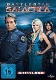 Battlestar Galactica - Season 2.1 (3 DVDs)