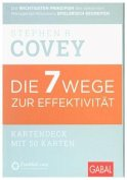 Die 7 Wege zur Effektivität, Kartendeck