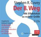 Der 8. Weg, 12 Audio-CDs