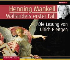 Wallanders erster Fall / Kurt Wallander Bd.1 (3 Audio-CDs) - Mankell, Henning