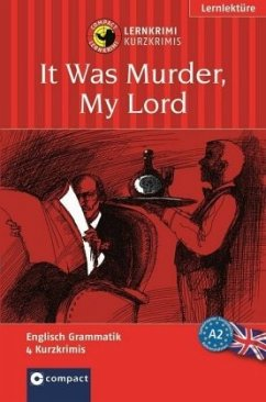 It was Murder, my Lord