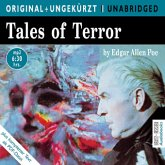 Tales of Terror, 1 MP3-CD\Geschichten des Schreckens, engl. Version, MP3-CD