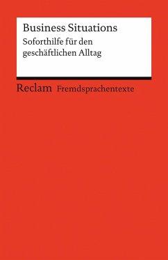 Business Situations - Dretzke, Burkhard