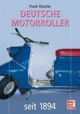 Deutsche Motorroller seit 1894