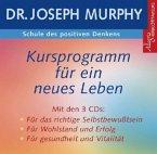Kursprogramm für ein neues Leben, 3 Audio-CDs