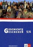 Geschichte und Geschehen G 5/6. Schülerbuch. Niedersachsen, Thüringen, Bremen