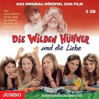 Die wilden Hühner und die Liebe / Die Wilden Hühner Bd.5 (2 Audio-CDs)