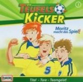 Moritz macht das Spiel! / Teufelskicker Hörspiel Bd.1 (CD)