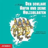 Der schlaue Urfin und seine Holzsoldaten, 2 Audio-CDs