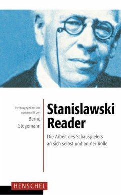 Stanislawski-Reader - Stanislawski, Konstantin S.