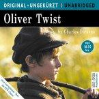 Oliver Twist, englische Version, MP3-CD