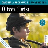 Oliver Twist, englische Version, MP3-CD
