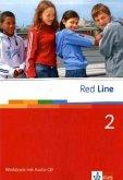 Red Line 2. Workbook mit CD