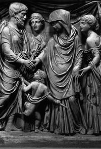 Die antiken Sarkophagreliefs / Die Sarkophage mit Darstellungen aus dem Menschenleben / Vita Romana - Reinsberg, Carola (Berb.)