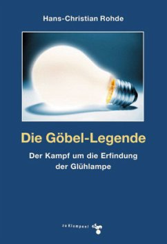 Die Göbel-Legende - Rohde, Hans-Christian