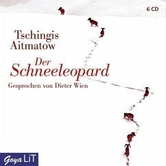 Der Schneeleopard, 6 Audio-CDs - Aitmatow, Tschingis