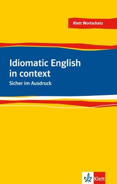 Idiomatic English - Carlton-Gertsch, Louise