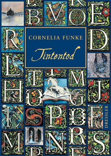 Buch-Reihe Tintenwelt Trilogie von Cornelia Funke