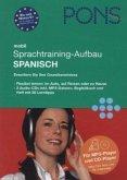 PONS mobil Sprachtraining-Aufbau Spanisch, 2 Audio-CDs