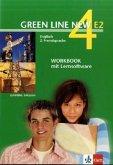 Green Line New E2 4. Workbook mit Software