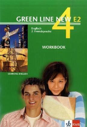 green line new e2 4 workbook schulbuch. Black Bedroom Furniture Sets. Home Design Ideas