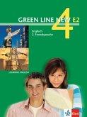 Green Line New E2 4. Schülerbuch