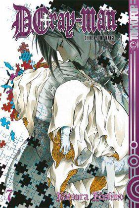 D.Gray-Man 07 - Hoshino, Katsura